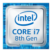 Intel 8th generation Core i7 Processor